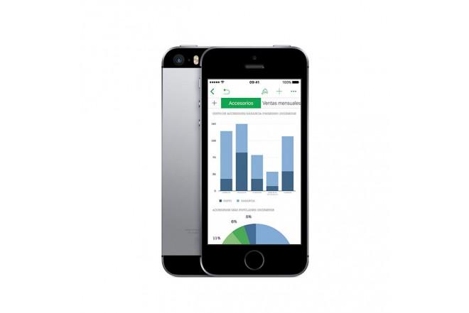 iPhone SE 128GB 4G Gris SS