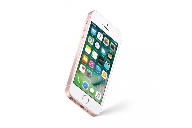 iPhone SE 128GB 4G Rosado SS