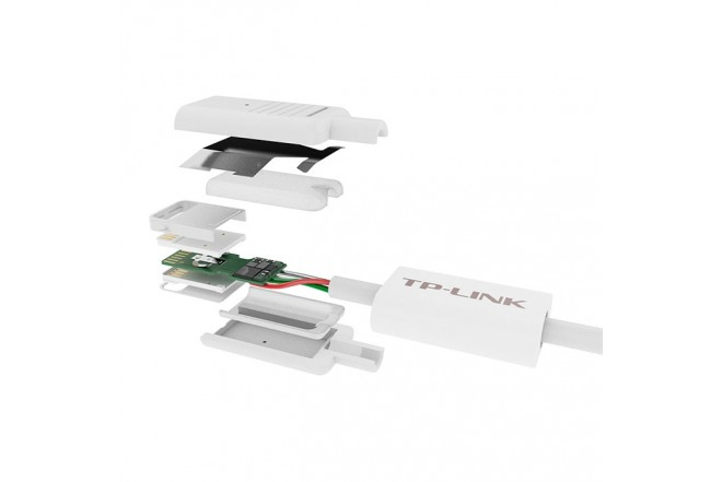 Cable TP-LINK USB/Lightning 1M Blanco