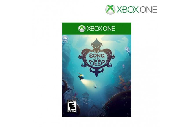 Videojuego XBOX ONE Song of the Deep
