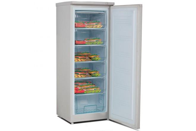 Congelador Vertical CHALLENGER 168Lt 430R GRP Gris2