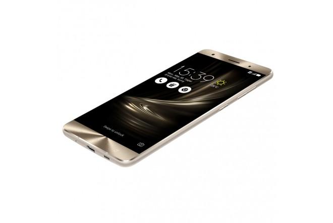 Celular ASUS ZenFone3 Deluxe 4G Plateado