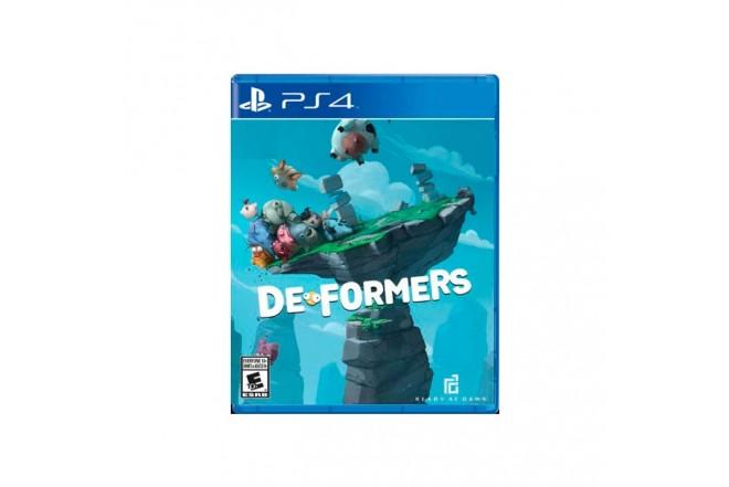 Videojuego PS4 Deformers