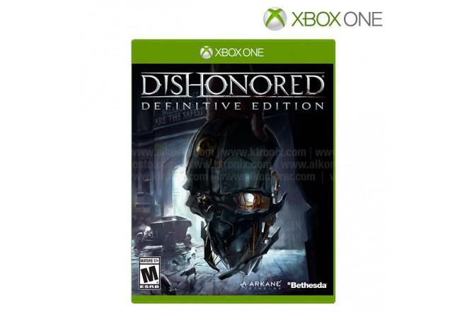 Videojuego XBOX ONE Dishonored