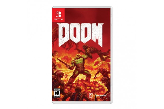 Videojuego SWITCH Doom