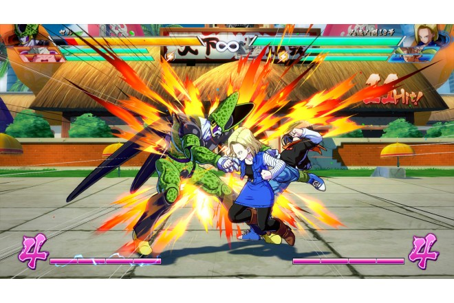 Videojuego PS4 Dragon Ball Fighter Z-f