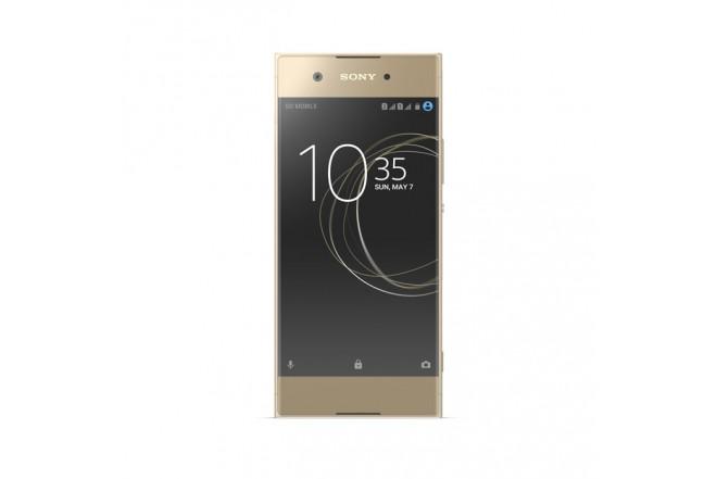 Celular Libre SONY Xperia XA1 SS 4G Dorado