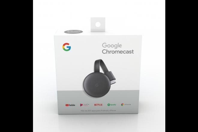Google Chromecast 3 5