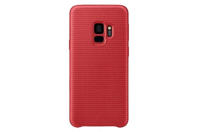 Cover Hyperknit SAMSUNG S9 Rojo