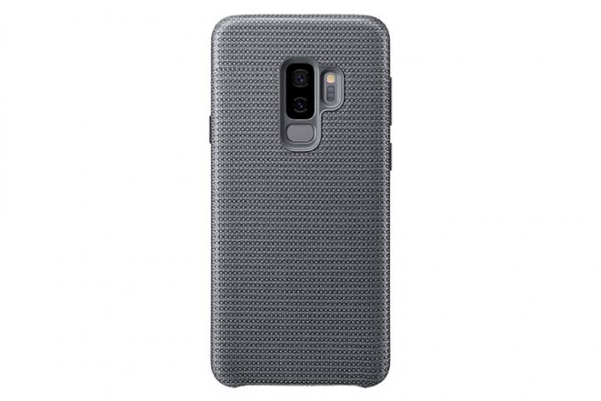 Cover Hyperknit SAMSUNG S9 Plus Gris