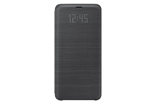 Led View Cover SAMSUNG S9 Plus Negro