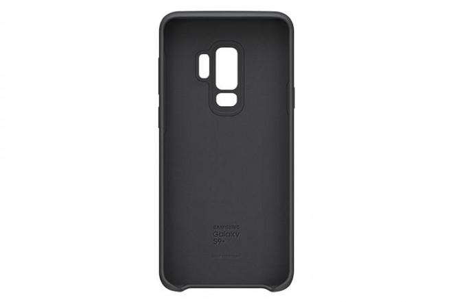 Cover Silicone SAMSUNG S9 Plus Negro