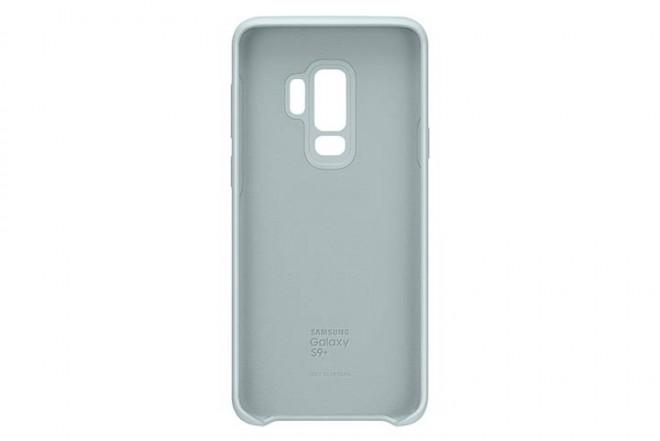 Cover Silicone SAMSUNG S9 Plus Azul