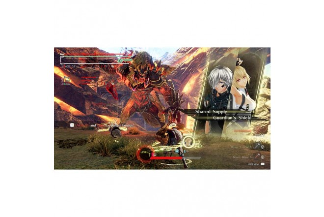 Juego Switch God Eater 3 6
