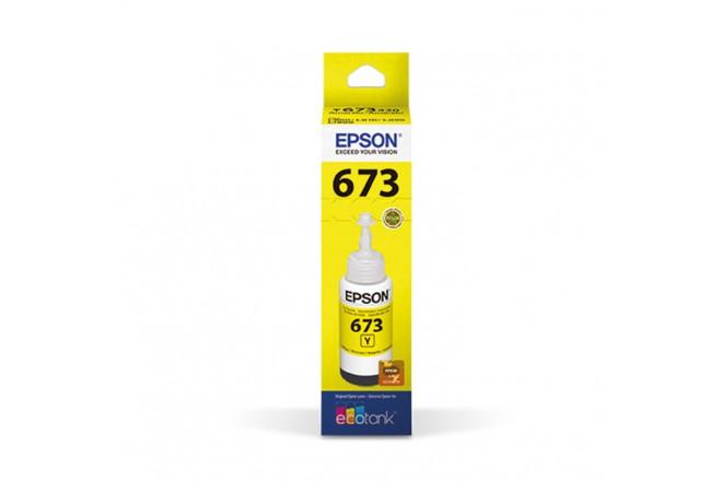 Tinta EPSON L800 Amarillo