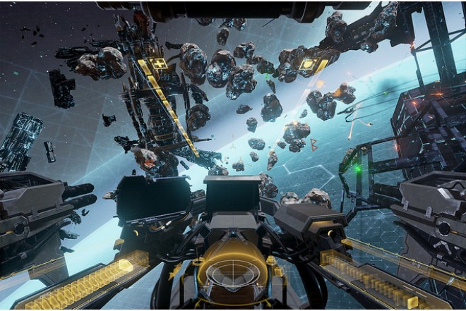 Videojuego PS4 VR EVE Valkyrie