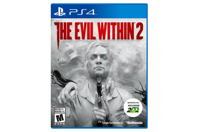 Videojuego PS4 The Evil Within 2