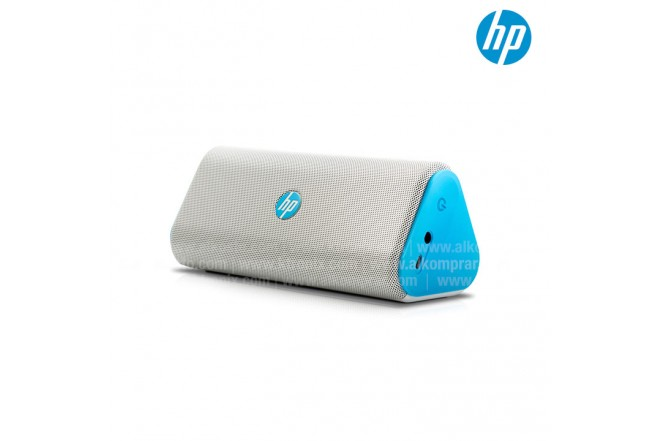 Parlante HP Roar Bluetooth Azul