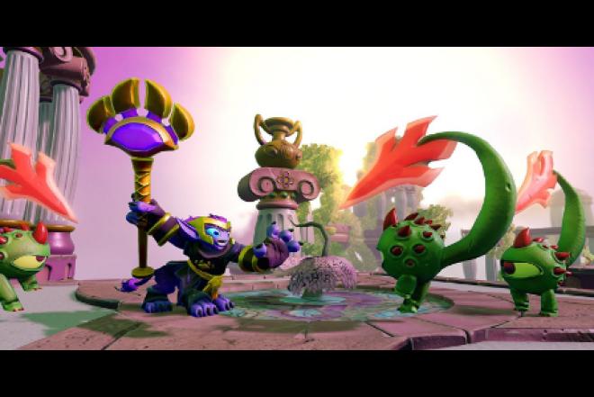 Skylander Imaginators Sensei Mysticat