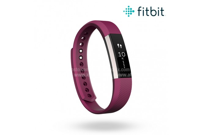 Alta Fitbit Reloj Morado S