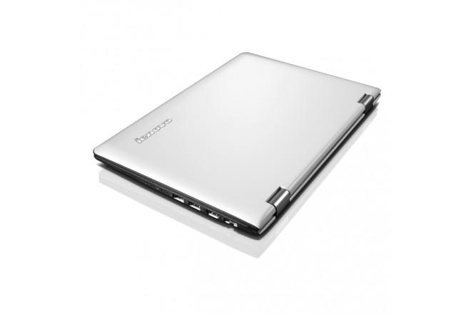 """Convertible 2 en 1 LENOVO Yoga310 Celeron 1T 11.6"""" Blanco"""