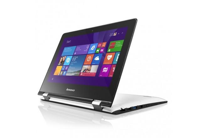 """Convertible 2 en 1 LENOVO Yoga 310 Pentium 11.6"""" Blanco"""