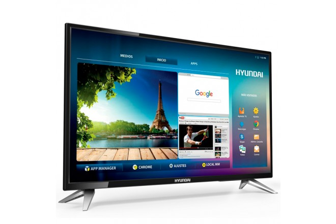 "Tv 50"" 127cm HYUNDAI 506 Full HD Internet T2"