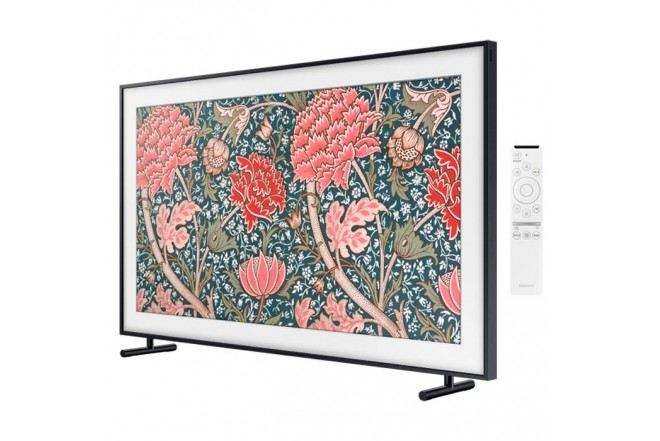 "TV SAMSUNG The Frame 55"" Pulgadas 138 Cm QLED 4K  Smart TV-3"