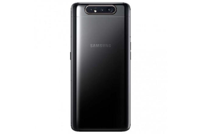 Celular SAMSUNG Galaxy A80 2019 - 128GB Negro + JBL Flip 4 4