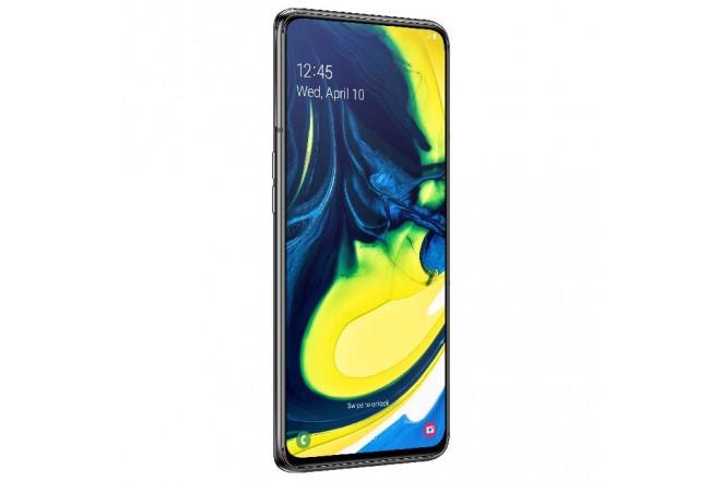 Celular SAMSUNG Galaxy A80 2019 - 128GB Negro + JBL Flip 4 2