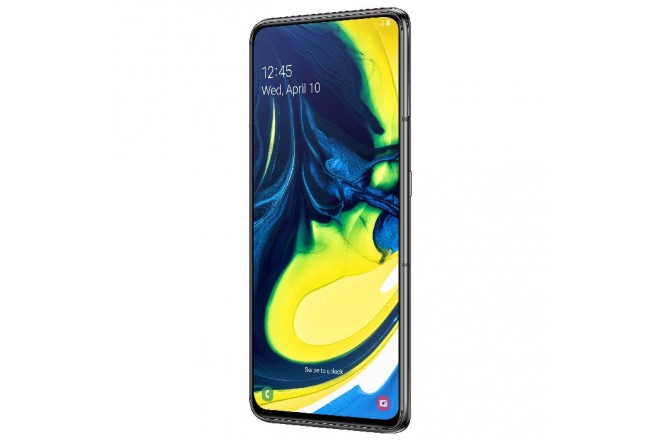 Celular SAMSUNG Galaxy A80 2019 - 128GB Negro + JBL Flip 4 3