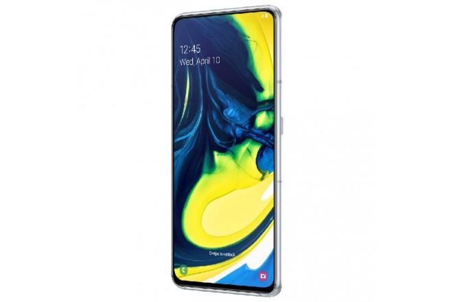 Celular SAMSUNG Galaxy A80 2019 - 128GB Blanco + JBL Flip 4 4