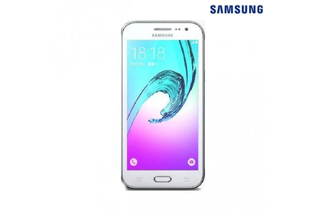 Celular 4G Samsung Galaxy J3 Dual Sim Blanco
