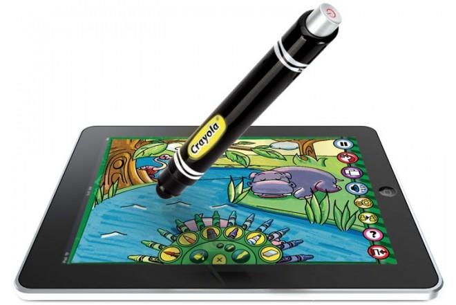 Stylus GRIFFIN Crayola para iPad