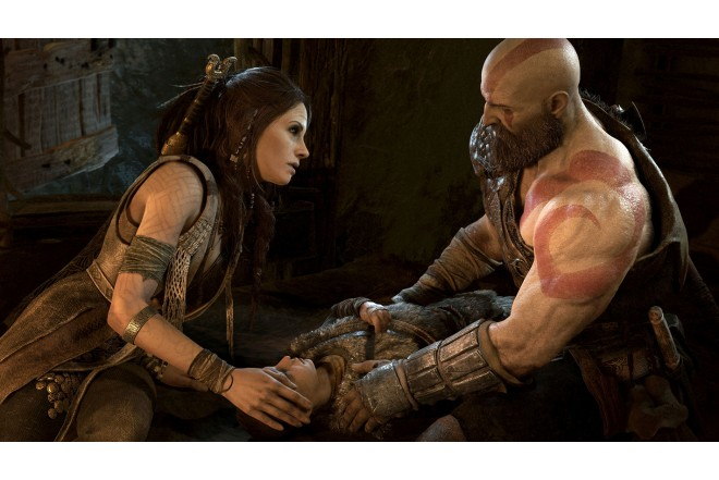 Videojuego God of War 4-3
