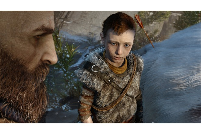 Videojuego God of War 4-1