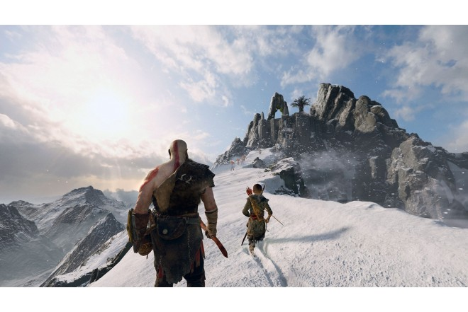 Videojuego God of War 4-2