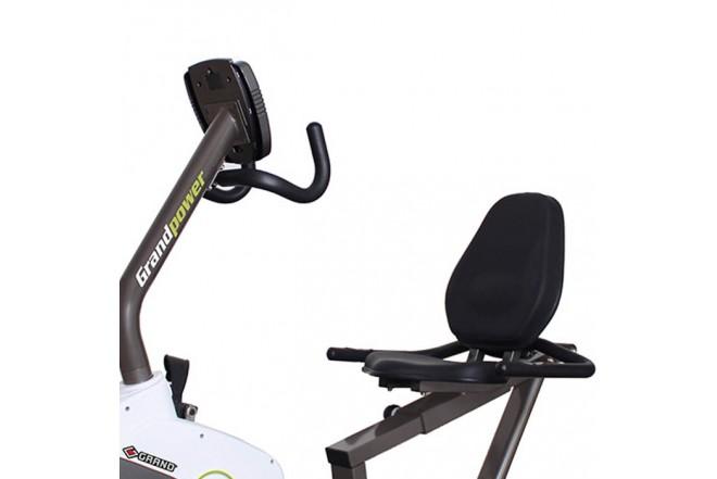 Bicicleta recumbent VITAL PLATE motorizada