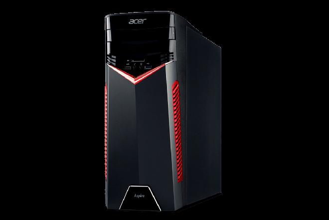 PC Gamer ACER - GX-785-SR11 - Intel Core i5 - Disco Duro 1TB - Negro