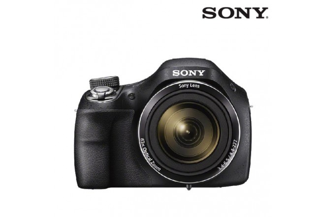 Cámara Sony Semiprofesional H400 Negra