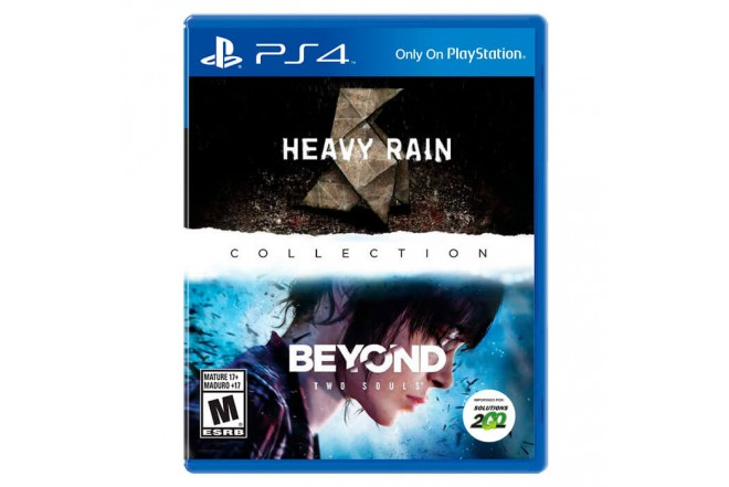 Videojuego PS4 The Heavy Rain and Beyond: Two Souls Collection