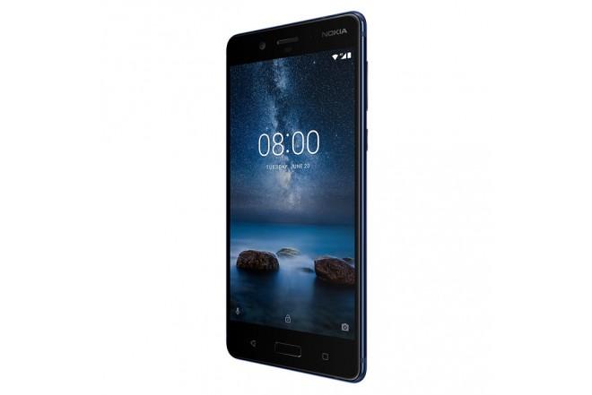 Celular libre NOKIA 8 SS Azul 4G