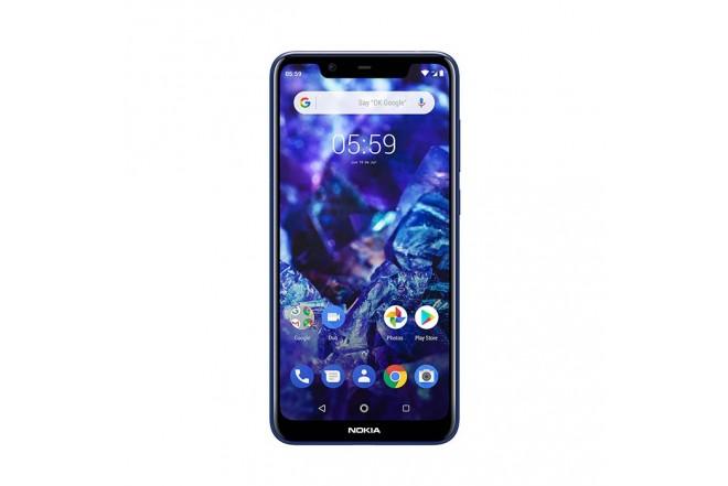 Celular NOKIA 5.1 PLUS DS 4G Azul