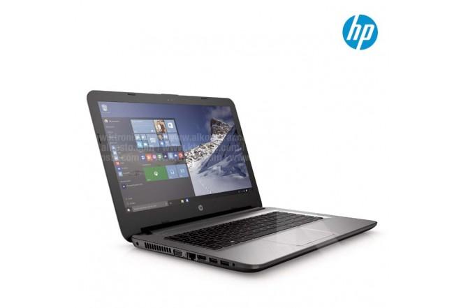 Portátil HP 14 - AC116LA Gris