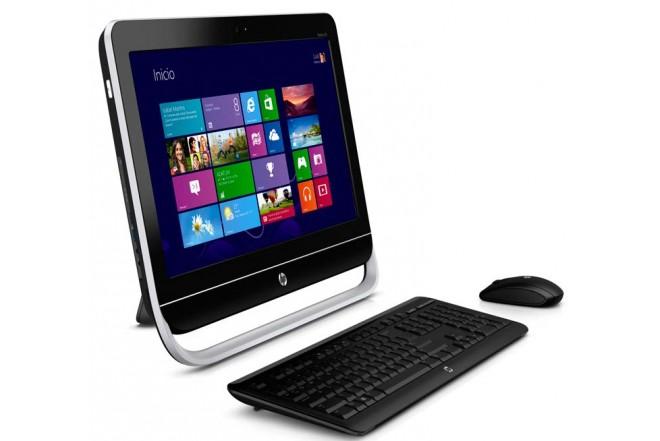 PC All in one HP 20-b052la