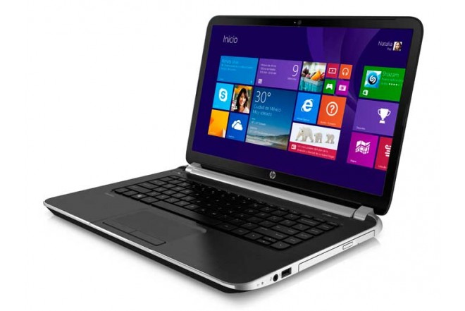 Notebook HP 14 - n030la Touch
