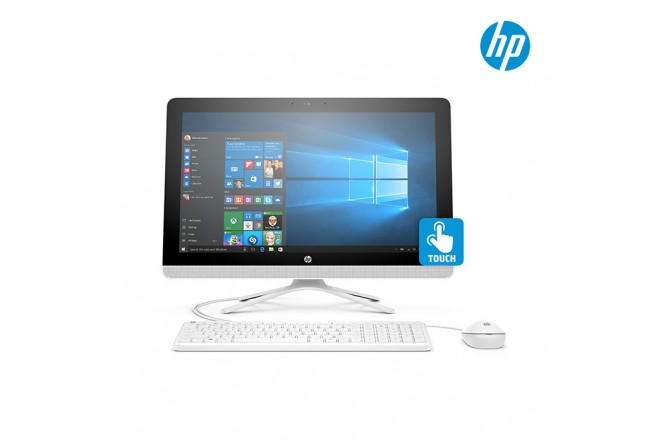 """PC All in One HP 22-B016 21.5"""" A6 Blanco"""