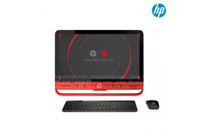 PC All in One HP 23-N010LA Touch