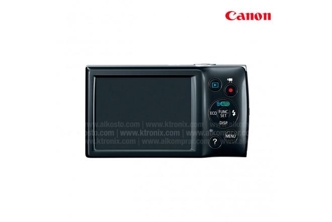 Camara CANON ELPH160 Negra Compacta