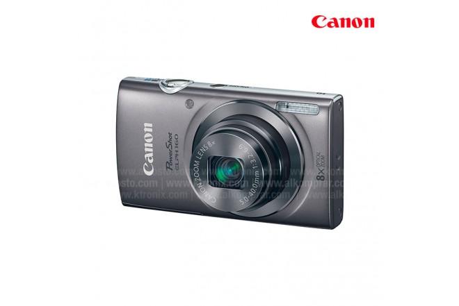 Camara CANON ELPH160 Silver Compacta